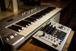 Image of MIDI equipment