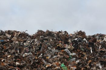Image of landfill site